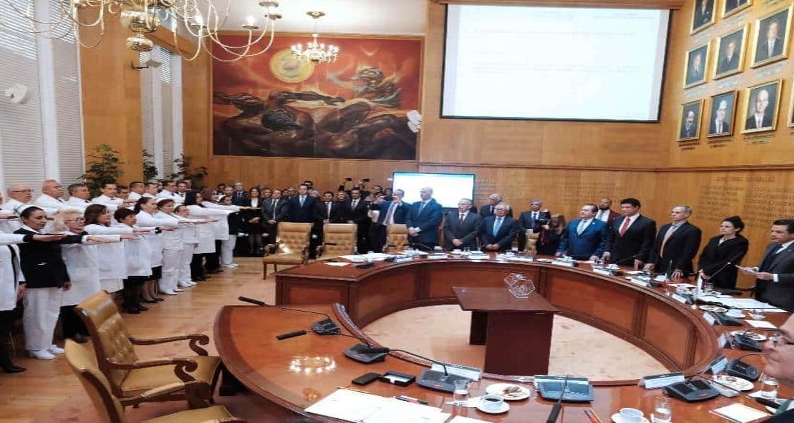 Designan a nuevos delegados del IMSS