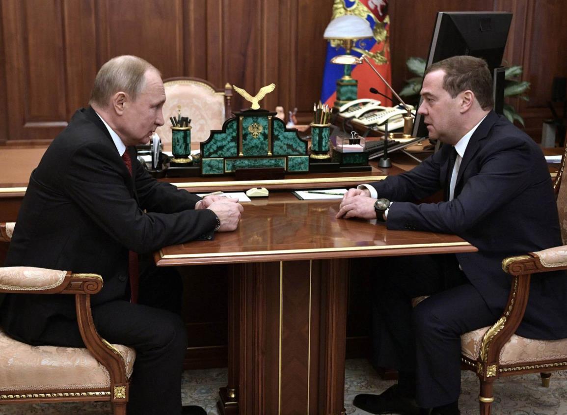Putin propone cambios para priorizar ley rusa sobre tratados internacionales