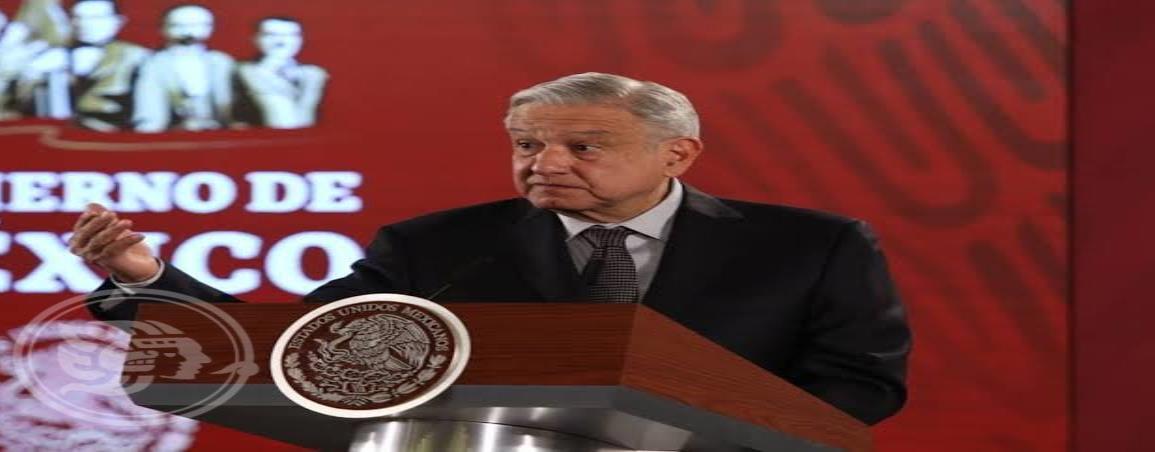 Lamenta AMLO muerte de elementos de la Guardia Nacional en Tamaulipas