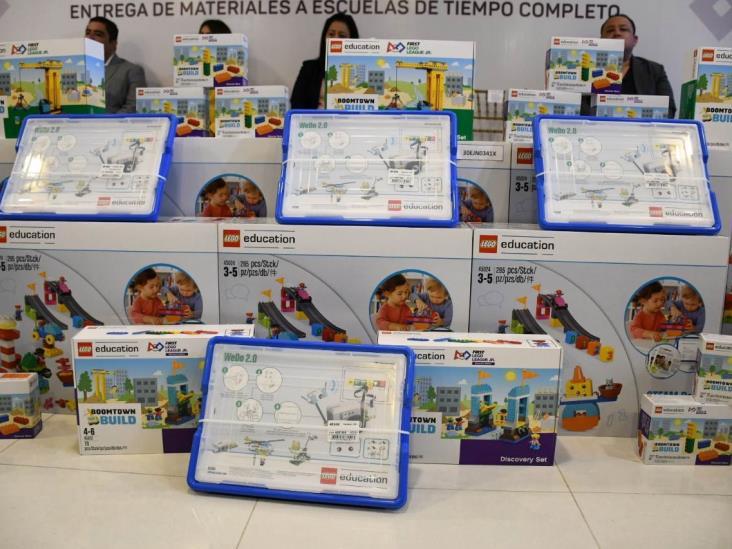 Impulsan la robótica en Veracruz