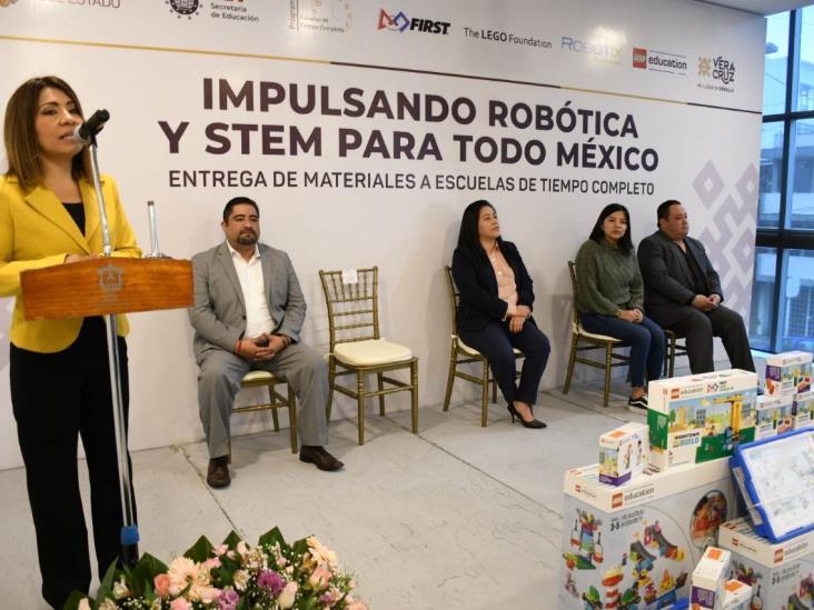 Veracruz, entre los 7 estados en donde se impulsará robótica