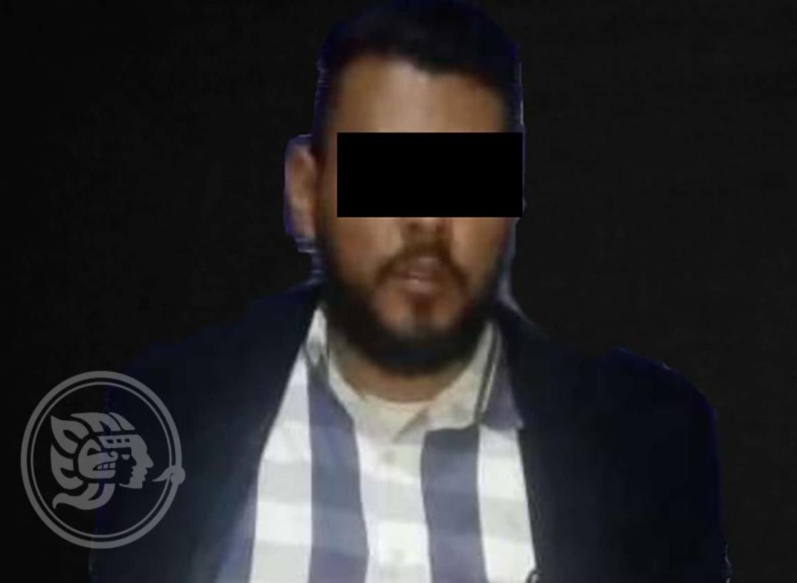 Capturan a hombre vinculado a cortinazos en Coatzacoalcos