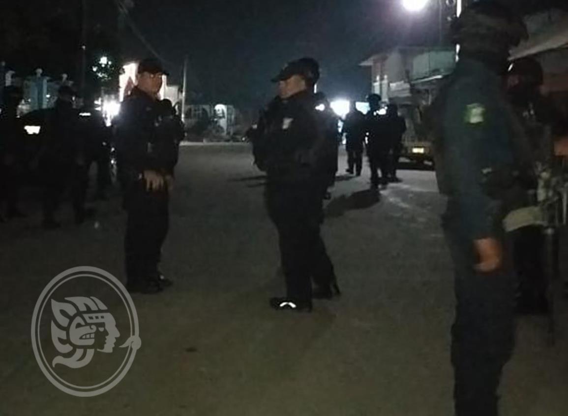 En Minatitlán, atentan contra la vida de un taxista