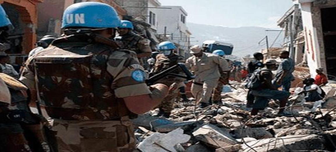 Violaciones sexuales en Haití: revelan que 21 bebés son de militares chilenos