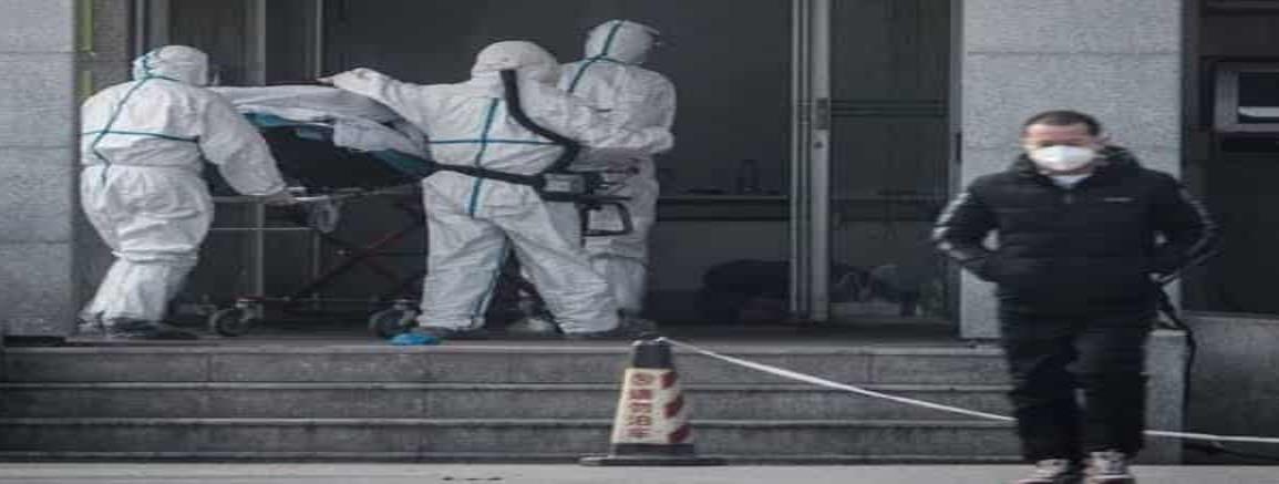El nuevo virus chino se contagia entre humanos