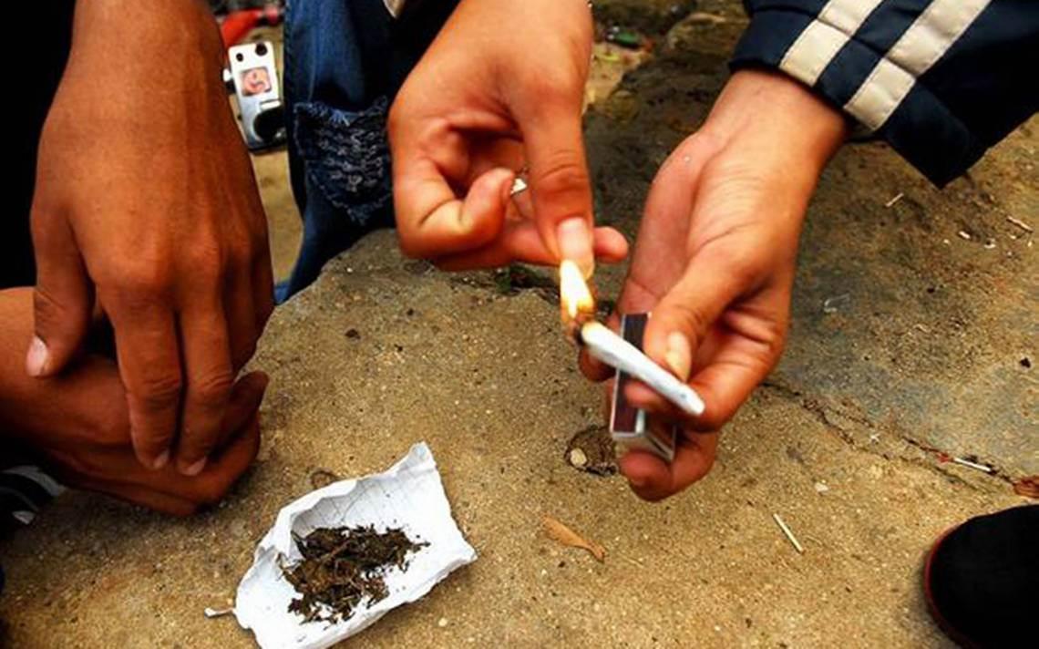 Desde primaria, jóvenes en Minatitlán inician consumo de drogas