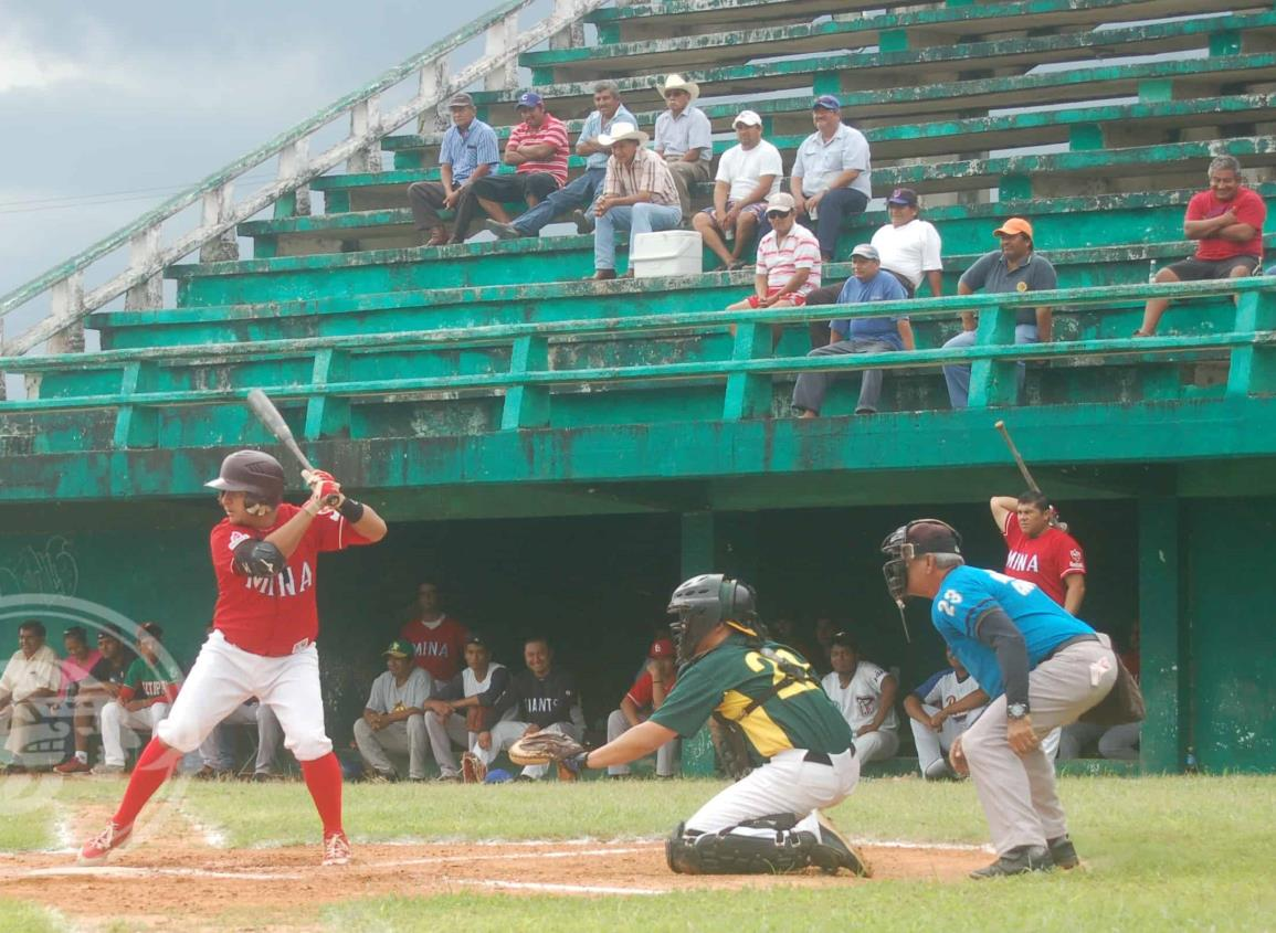 Inician las acciones de la Liga de Beisbol del Sureste