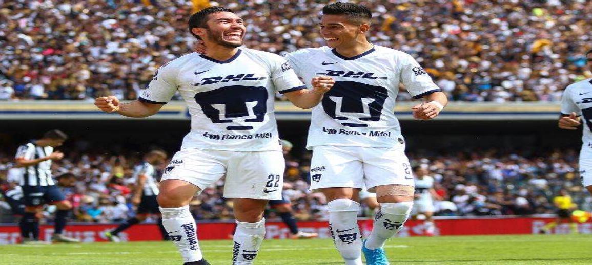Pumas, líder inesperado del Clausura 2020