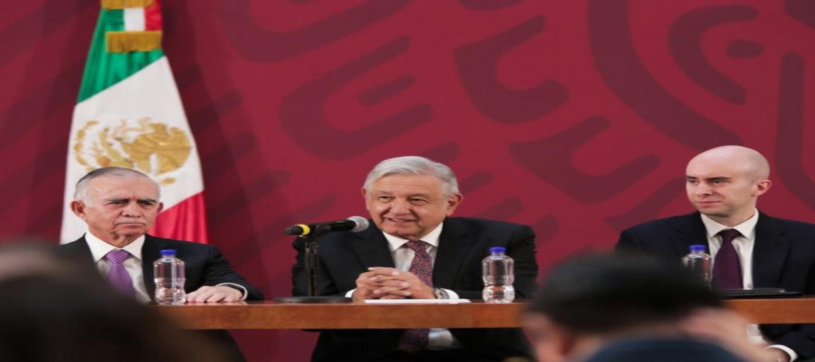 Anuncia AMLO Gabinete para el Crecimiento Económico