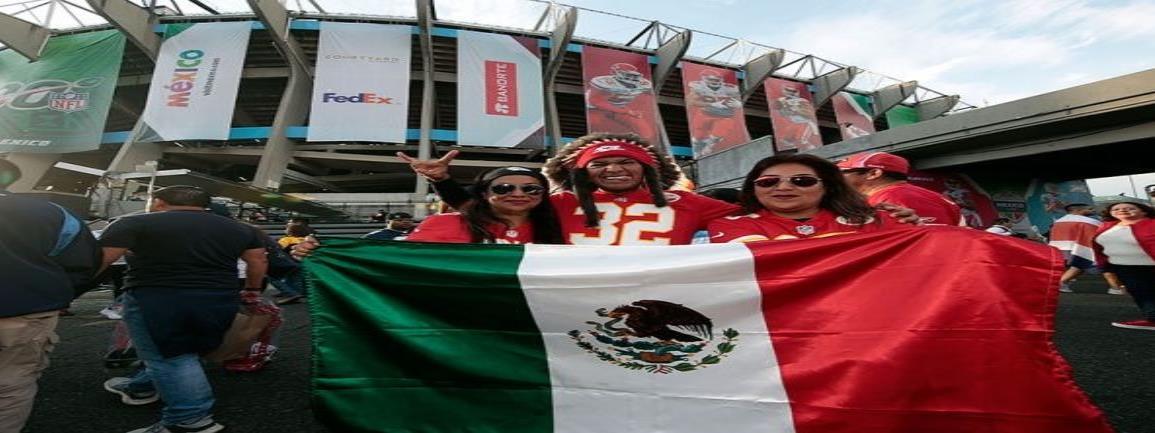 NFL confirmó juego en México para 2020 y 2021