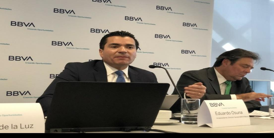 BBVA México desaceleró ritmo de crecimiento en 2019