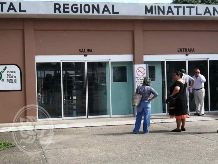 Falsa alarma de coronavirus en Hospital de Pemex Minatitlán