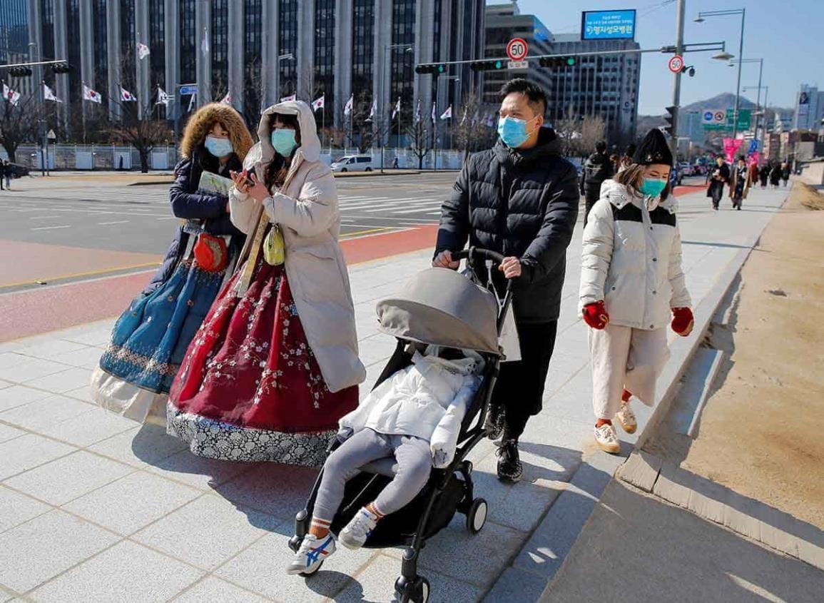 Van 425 muertos por coronavirus en China