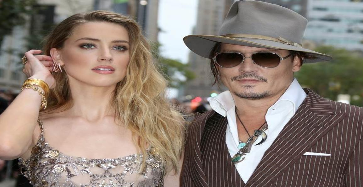 Audio revela que Amber Heard golpeaba a Johnny Depp