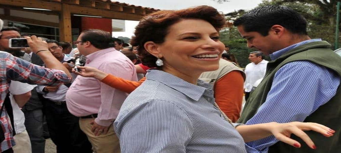 Tribunal regresa departamentos de lujo a cuñado de Karime Macías