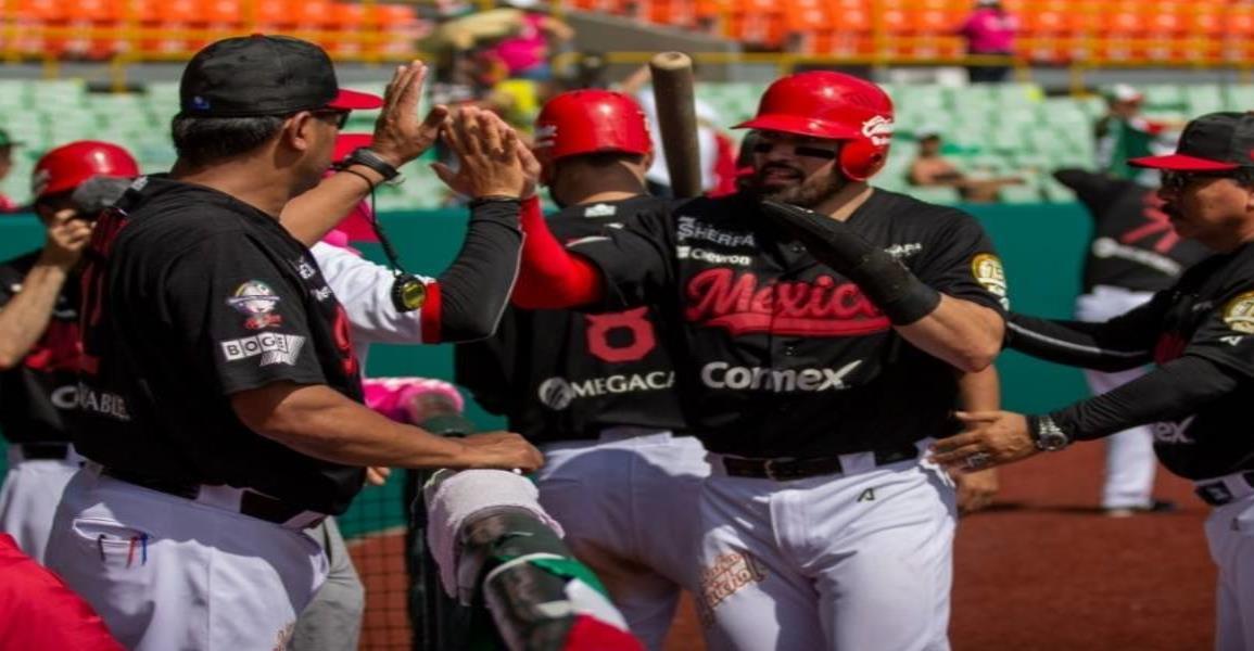 México consigue su segunda victoria en la Serie del Caribe