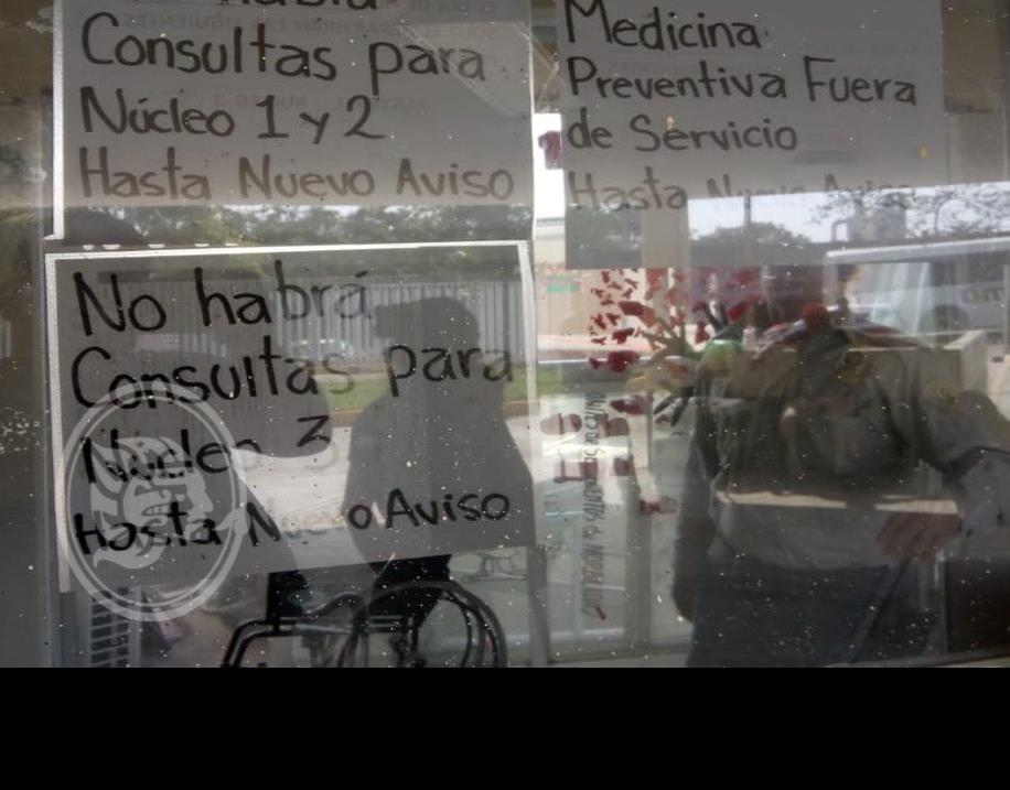 Rehabilitan el hospital de Ixhuatlán del Sureste