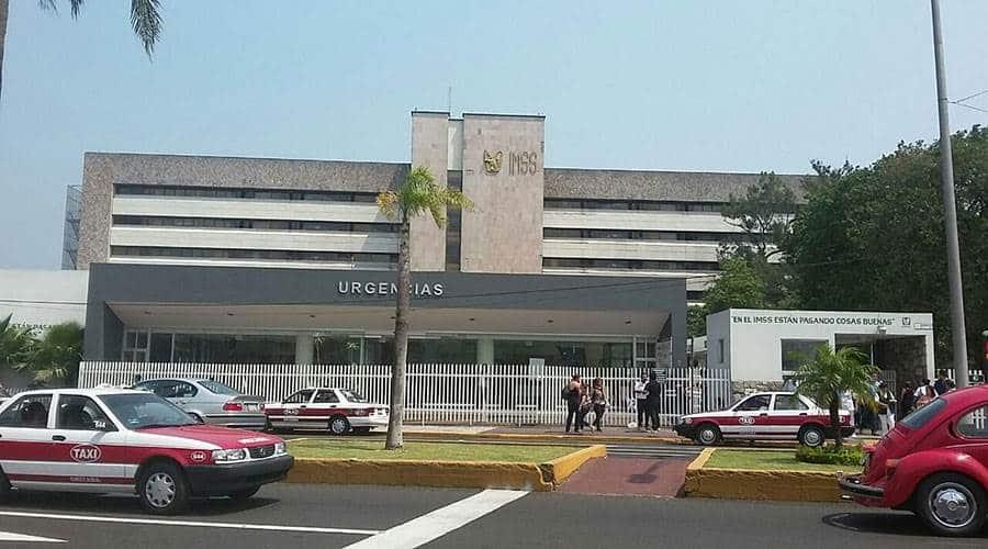 Comienzan los cambios en áreas del IMSS Veracruz Sur
