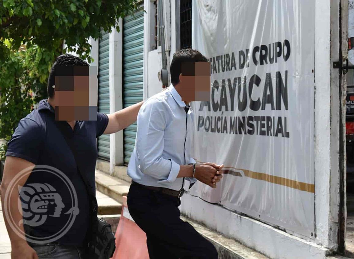Pastor detenido en Acayucan acarrea acusaciones por pederastia