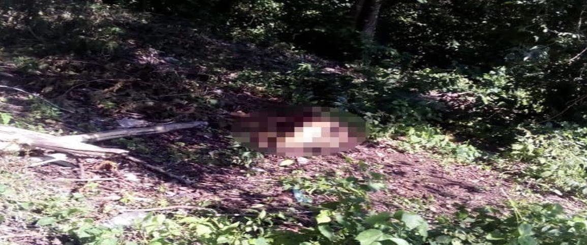 Localizan cuerpo de una menor en comunidad de Catemaco