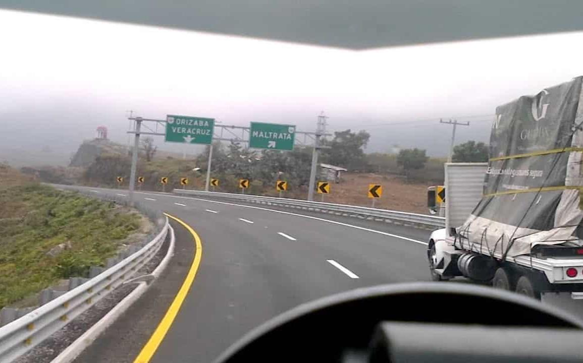 Carretera La Esperanza; foco rojo por inseguridad