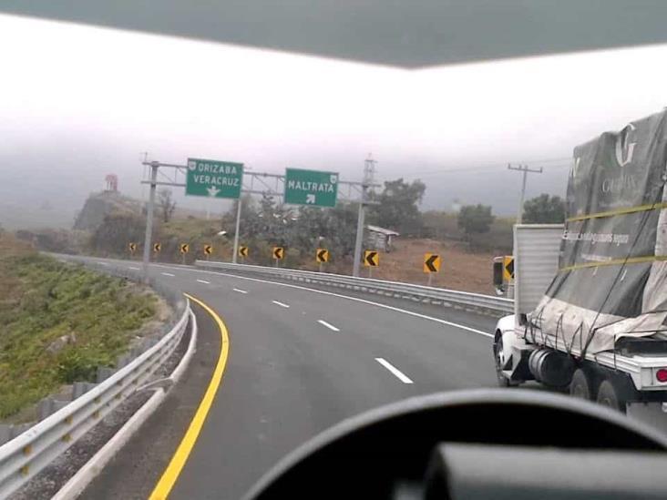 Carretera Puebla-Veracruz, una de las 3 más peligrosas del país