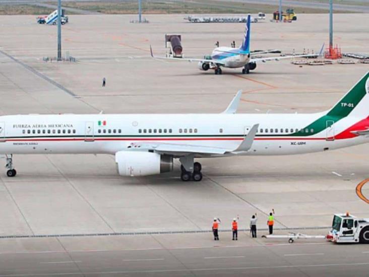 Empresario mexicano ofrece 200 mdp por renta del avión presidencial