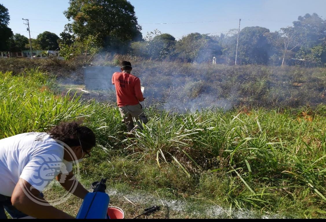 Surada provoca primeros incendios del año en Agua Dulce