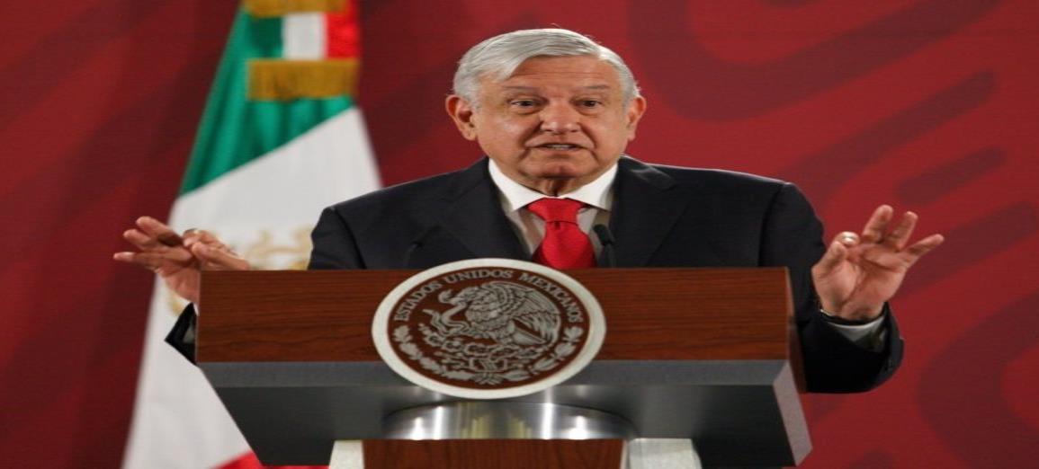 El presidente pide evitar reclasificación de feminicidio como propone la FGR