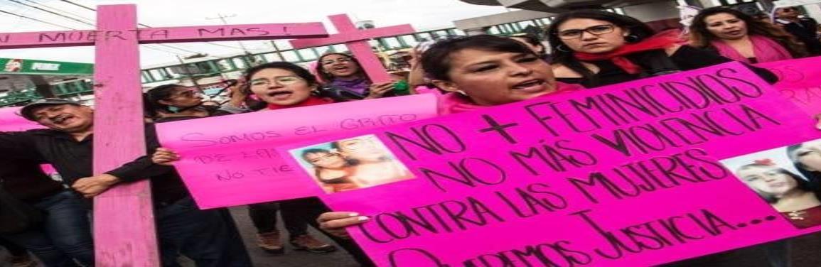 Feminicidio debe continuar como delito tipificado: Inmujeres y Conavim