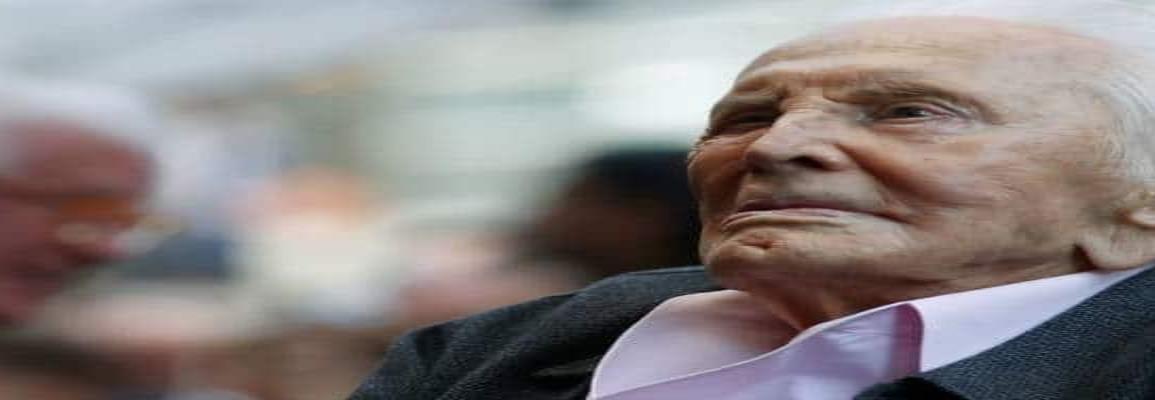 Kirk Douglas, estrella de Hollywood fallece a los 103 años