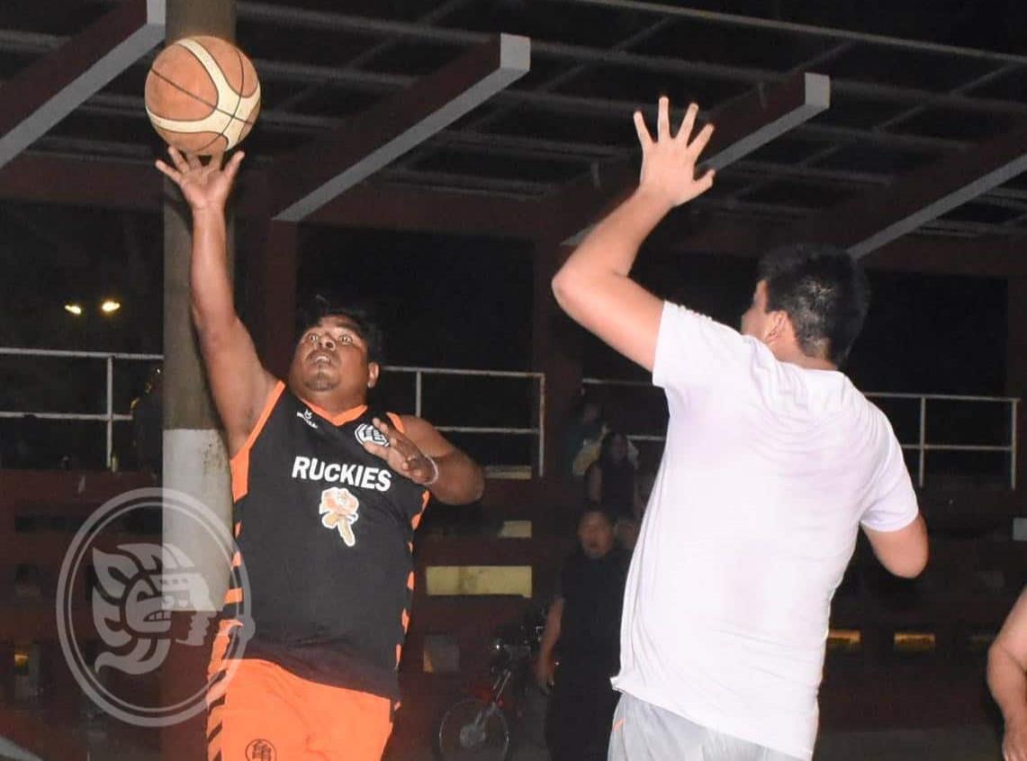 Pixart fue superior a Ruckies en el basquetbol la Municipal