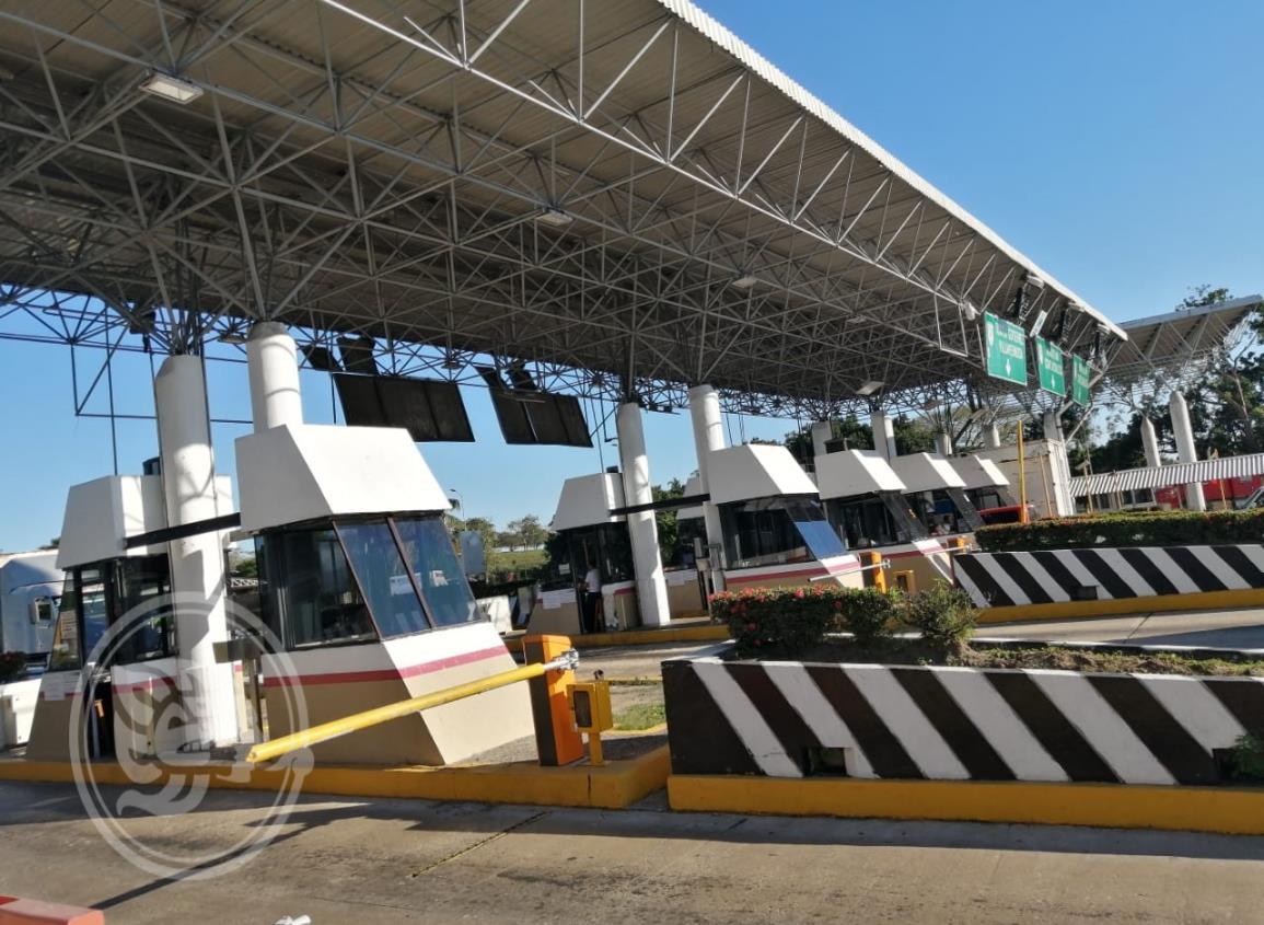 Capufe aumenta sus cuotas en el sur de Veracruz