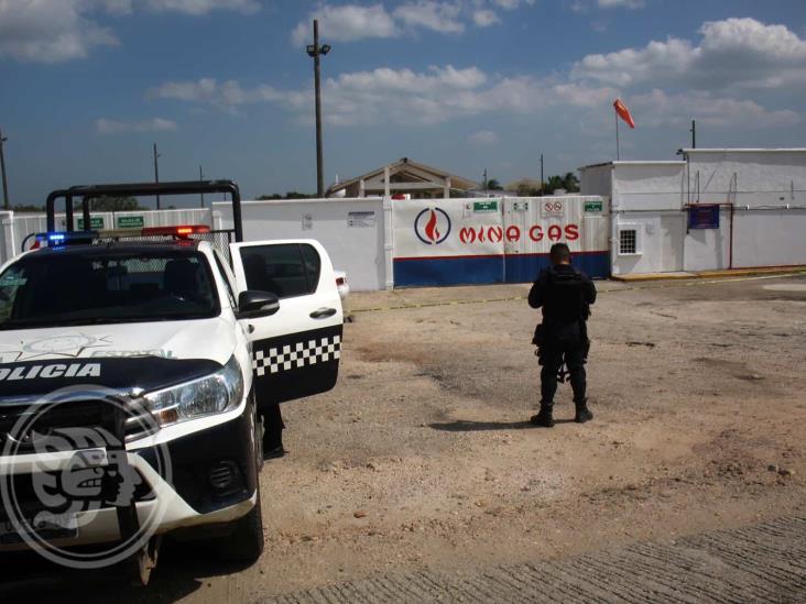 Flamazo en Mina Gas le quita la vida a un empleado