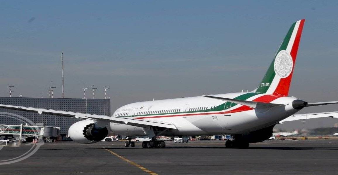 'Primera llamada', anuncia AMLO sobre la rifa del avión presidencial