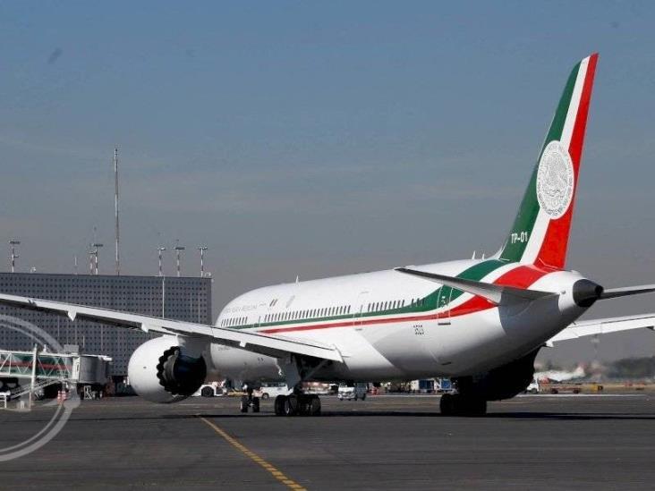 Avión presidencial estaría a punto de llegar a CDMX: AMLO