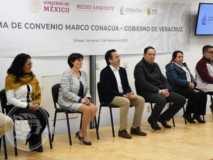 Es oficial; directora de Conagua trabajará desde Xalapa