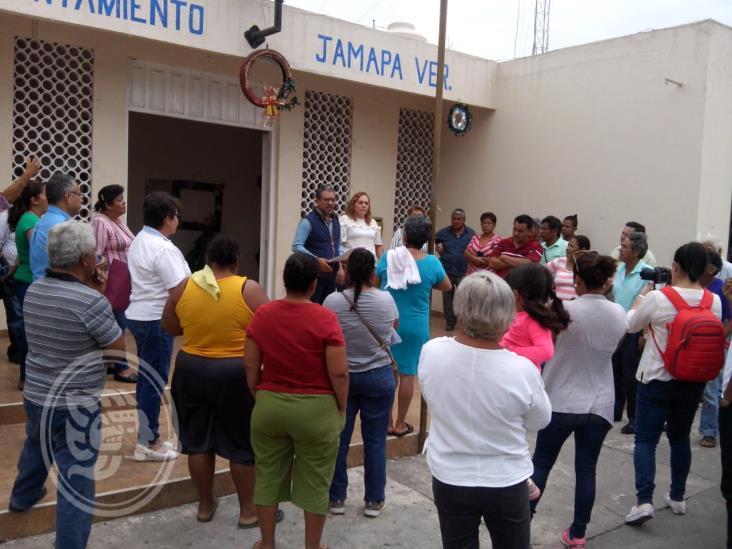 En Jamapa, sin Registro Civil por toma del ayuntamiento