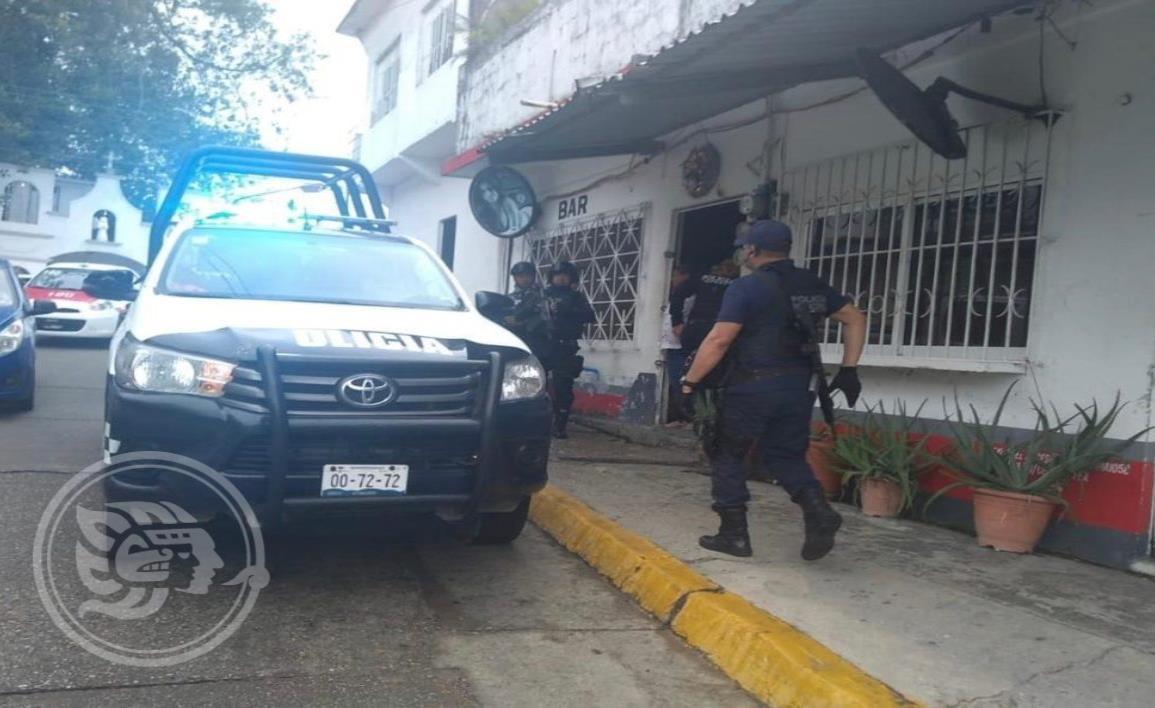 Señalan a policías de la SSP Nanchital por abuso de autoridad