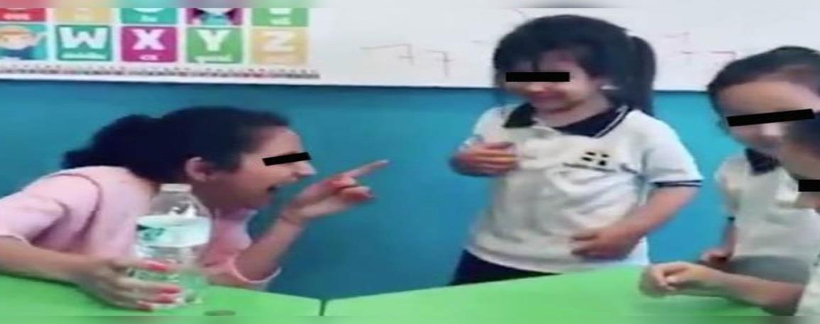 """Despiden a maestra de kínder por hacer """"broma"""" a una niña"""