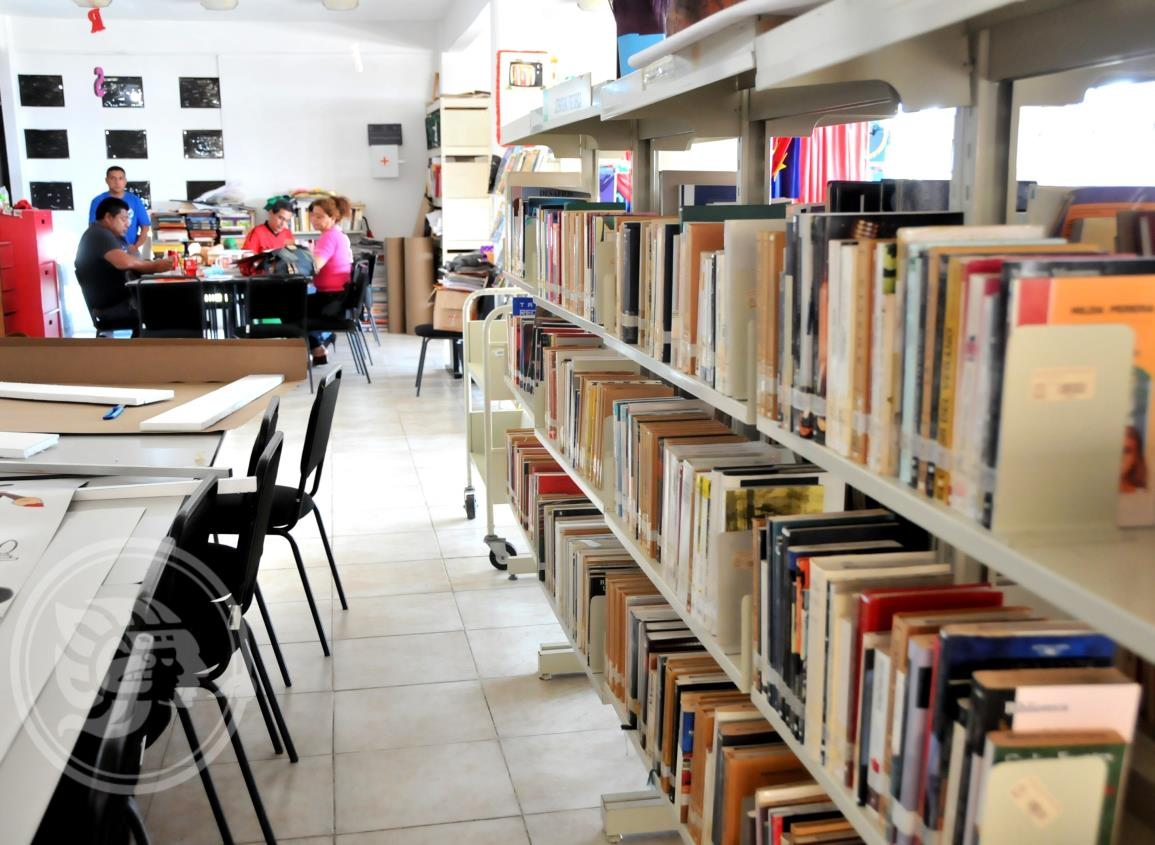 Biblioteca Quetzalcóatl será rehabilitada