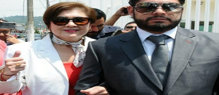 Contraloría  determina que Perlasca seguirá inhabilitada para cargos públicos