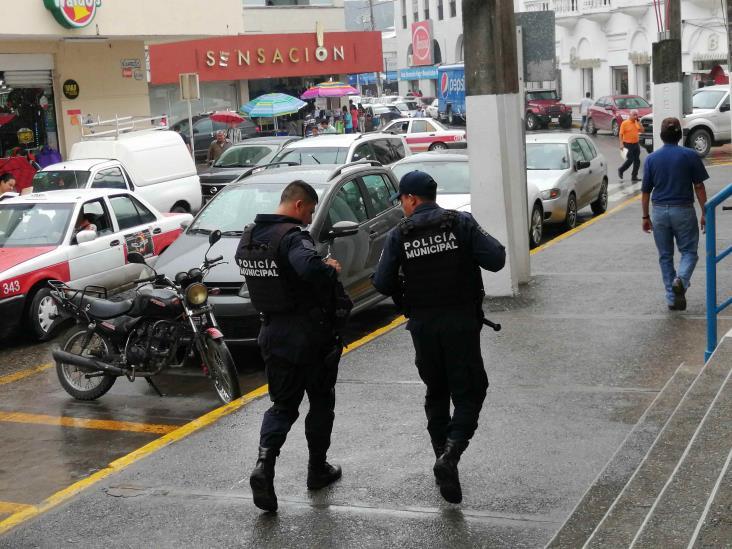 Policías violentan derechos de tuxpeños