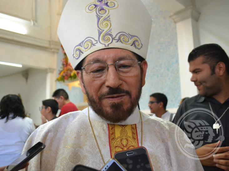 Falta conocimiento y organización contra inseguridad en Veracruz: Iglesia