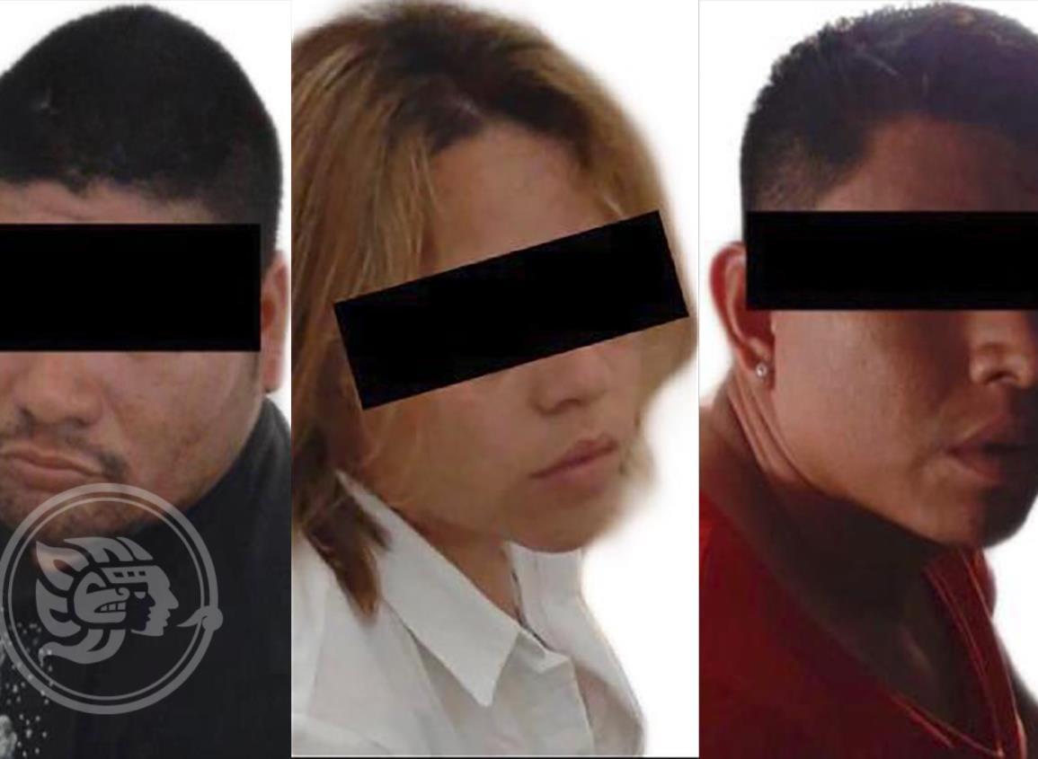 SSP arresta a tres en Coatzacoalcos por andar armados