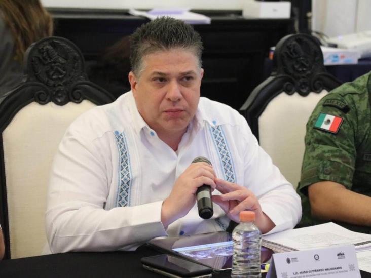 Más municipios beneficiados con FORTASEG, para mejorar sus policías: Hugo Gutiérrez