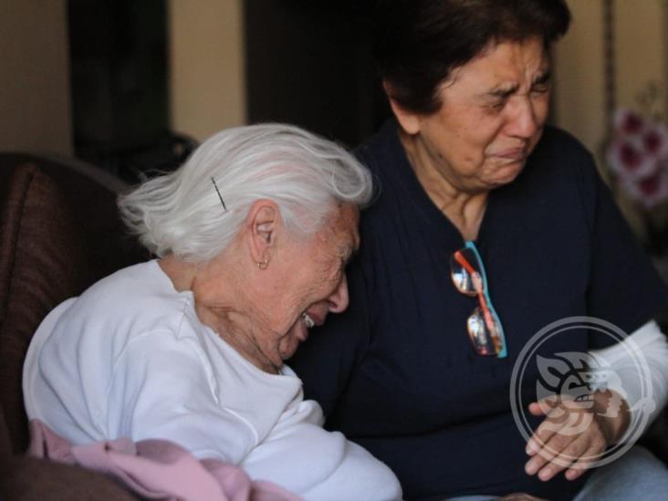 Buscan amparo ante justicia federal para Doña Luchita
