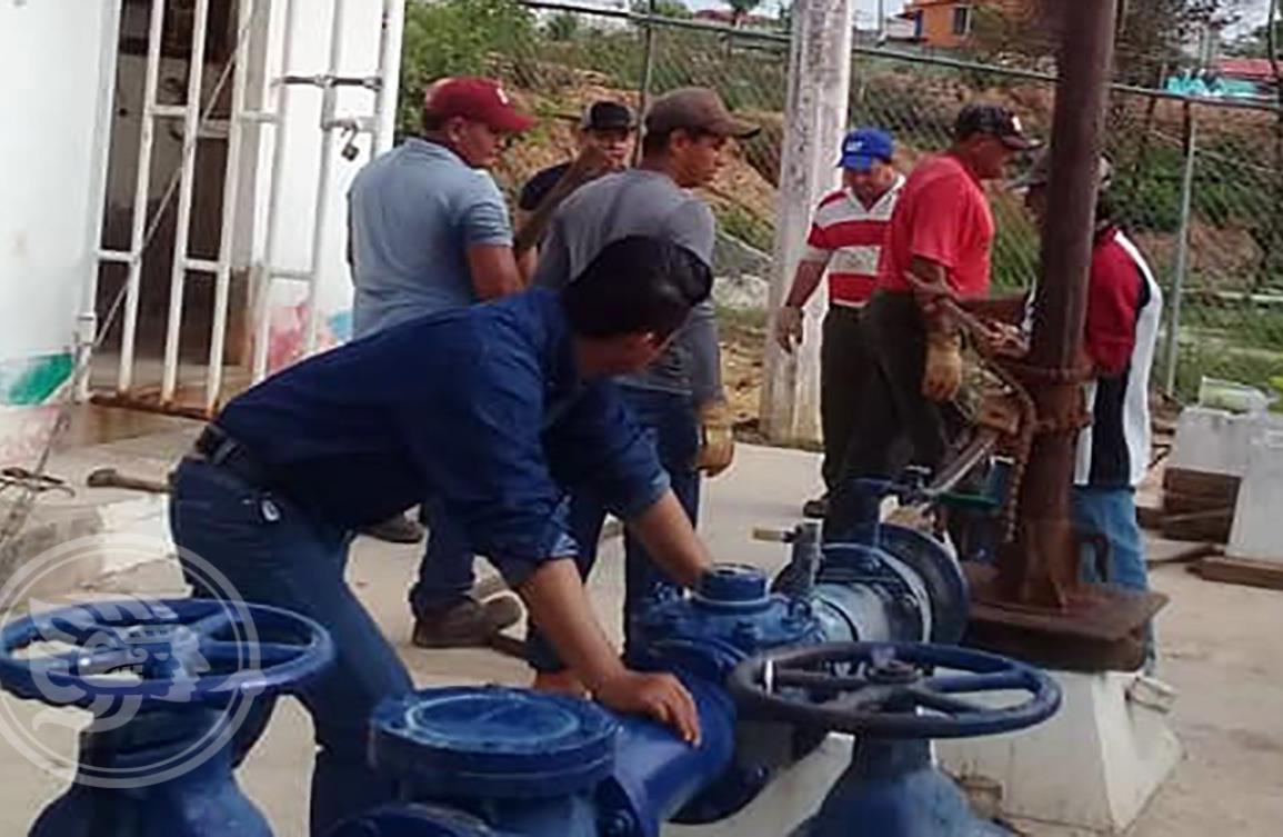 Pozos de Las Choapas, 15 años sin recibir mantenimiento