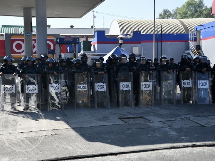 Detienen a líder sindical del Poder Ejecutivo de Veracruz