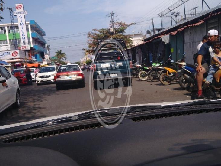 Habitantes en Ciudad Cardel denuncian patrullas falsas